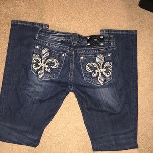 Miss me kids skinny jeans